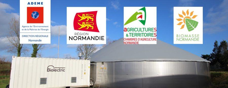 Plan méthanisation normandie