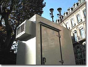 Surveillance de la qualité de l'air