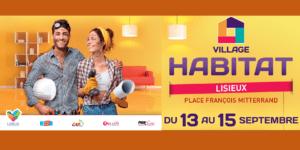 Village habitat Lisieux