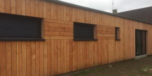 Rénovation BBC Normandie Caen maison en parpaing
