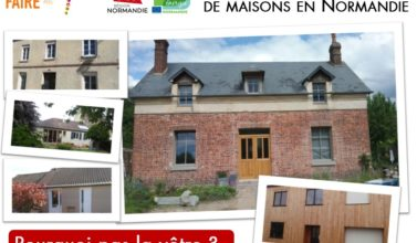 Rénovation BBC Normandie
