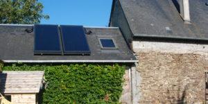 Rénovation BBC maison en pierres Aurseulles Normandie