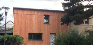 Rénovation BBC Normandie Hérouville-Saint-Clair maison en parpaing