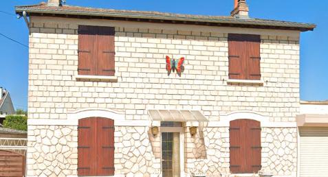 Rénovation BBC maison en pierres Mondeville (14)