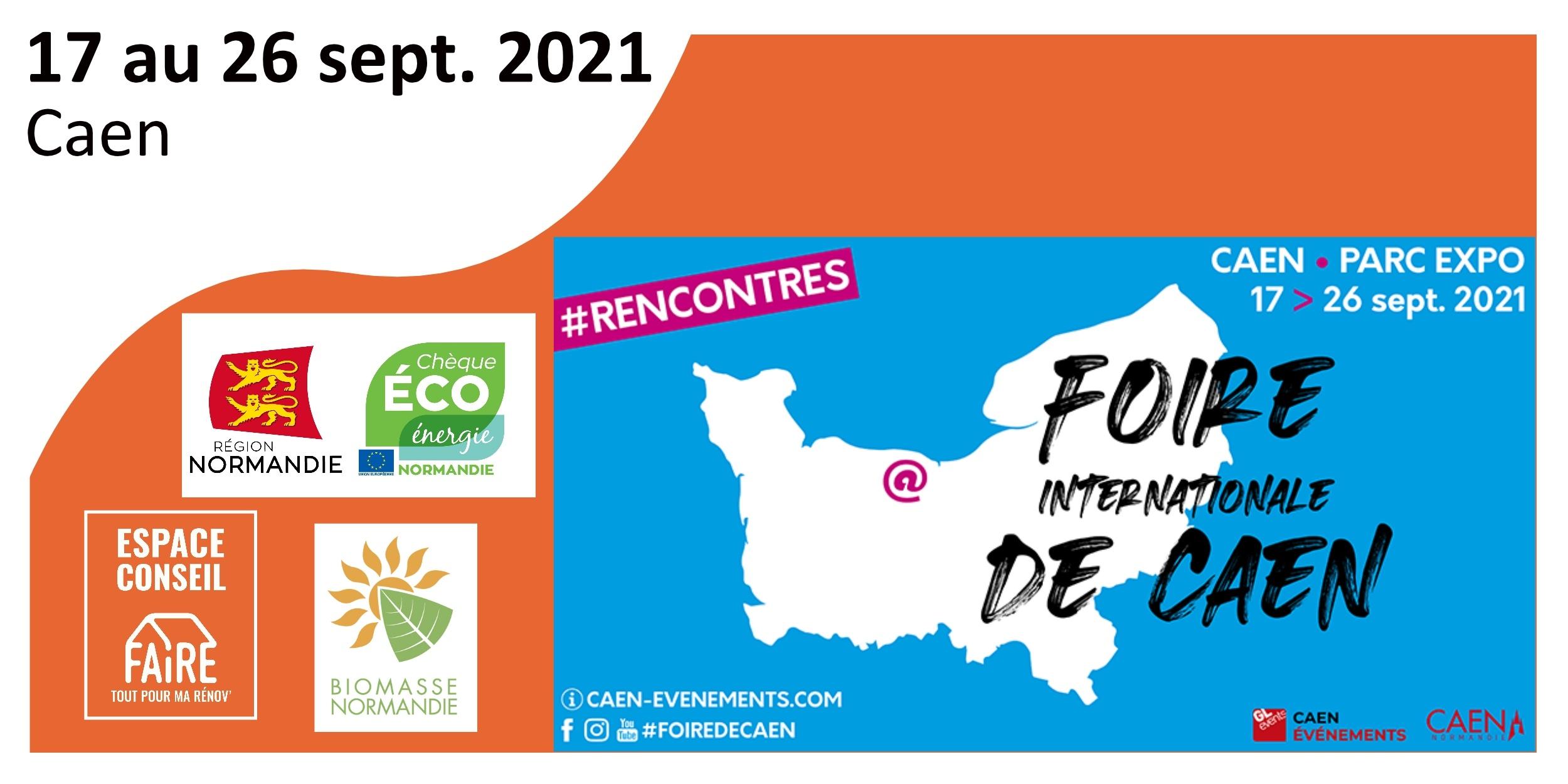 Foire de Caen - Espace Conseil FAIRE