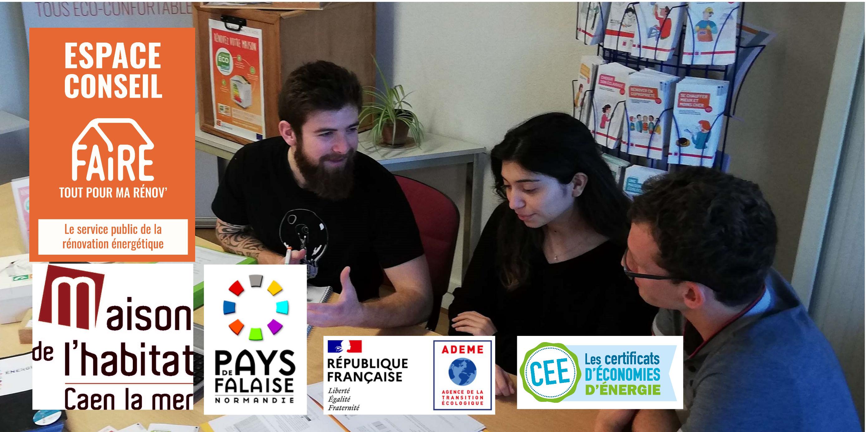 Espace Conseil FAIRE Caen Falaise