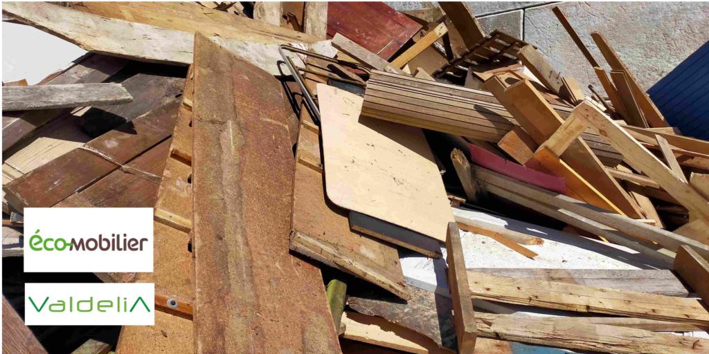 Caractérisation de déchets de bois