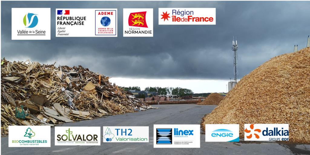 Imp'Actes valoriser déchets bois